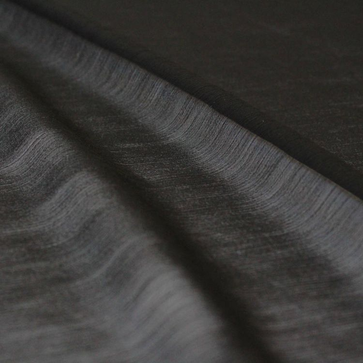 youryou polyester noir profond